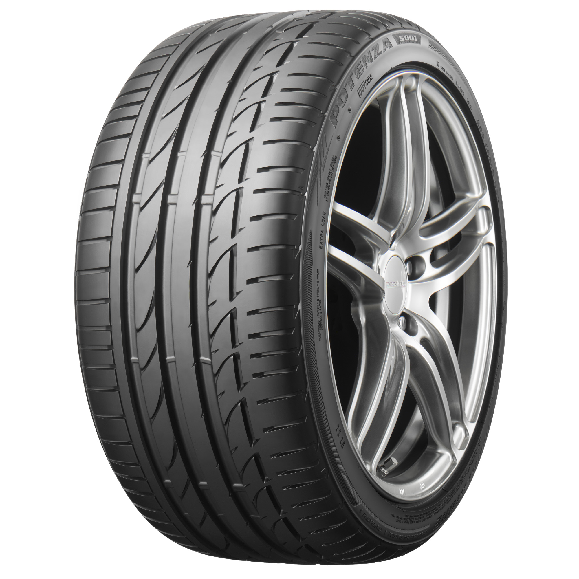 Bridgestone Potenza S001 Run-Flat Technology Tyre